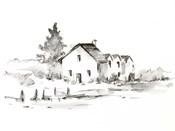 Rural Farmhouse Study II