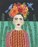 Frida Headdress II