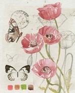 Field Notes Florals I