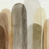 Desert Watercolor Arches I