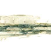 Verdigris Ribbon II