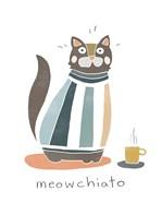 Coffee Cats I