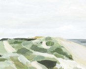 Coastline Greenery I