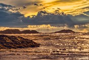 Golden Sky Sunset