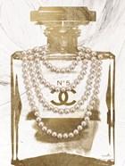 Jeweled Perfume I