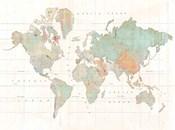 Across the World v3 Blue