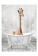 Baby Giraffe Bath