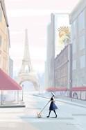 Paris Morning Walk