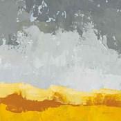 Landscape Yellow Grey