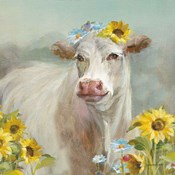 A Cow in a Crown