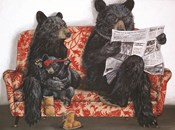Bear-ly Present