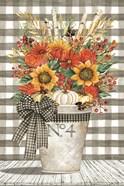 No. 4 Autumn Floral Arrangement