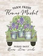 Flower Market - Hyacinths