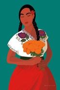 Mexican Woman II