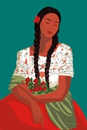 Mexican Woman I