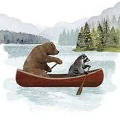 Canoe Trip I