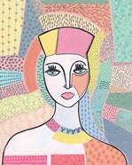 Pattern Lady I