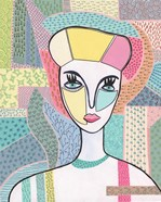 Pattern Lady II