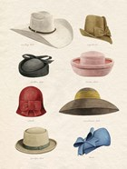 Vintage Hats I