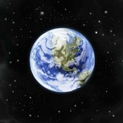 Earth From Afar I