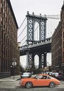 By the Manhattan Bridge