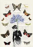 Lady of Butterflies