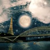 One Starry Night in Paris