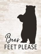 Bear Feet Please