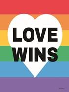 Rainbow Love Wins