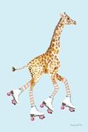Giraffe Joy Ride II