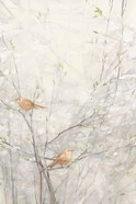 Birds in Trees II Brown