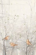 Birds in Trees I Brown
