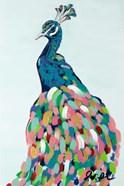 Pop Peacock II
