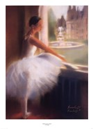 Ballerina By the Window