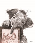 Love is All You Need Elephant