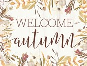 Welcome Autumn