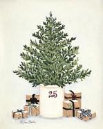 Country Crock Christmas Tree