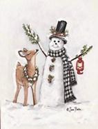 Frosty Friends I