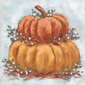 Pumpkin Stack IV
