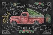 Christmas Chalk V
