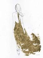 Gold Dress II