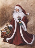 Santa with Toys