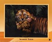 Imaginary Safari Tiger