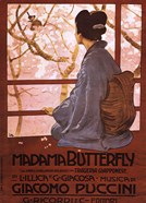 Pucini-Madama Butterfly
