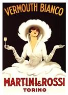 Martini and Rossi Vermouth Bianco