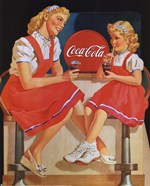 Coca-Cola Young Girls