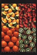 Fruits the Colours of Nature