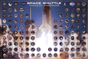 Space Shuttle Mission Insignia