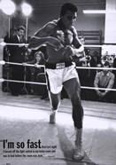 Mohammed Ali Training