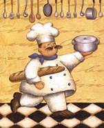 Le Chef Et Le Pain